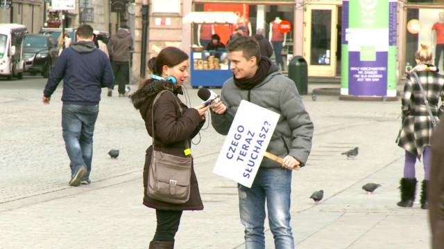 Co Się Słucha w Krakowie