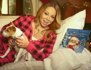 All I Want For Christmas Is You od Mariah Carey jako film!