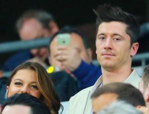 Robert Lewandowski - skandal po meczu Real Bayern