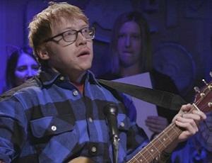 Ed Sheeran i Rupert Grint to ta sama osoba! O co chodzi? [VIDEO]