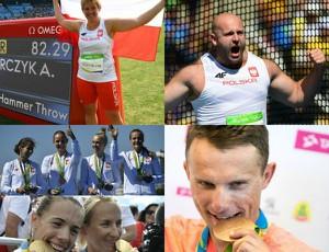 Medale Polaków w RIO: Ile mamy na koncie?