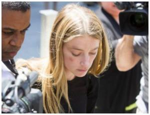 Amber Heard ŚCIEMNIA? Johnny Depp wcale jej nie bił?
