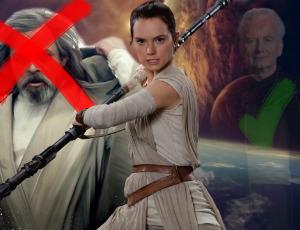 Gwiezdne Wojny - Rey wnuczką złoczyńcy? Szokująca teoria!
