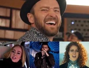 The Weeknd i Adele u Justina Timberlake'a! Megamix hitem internetu!