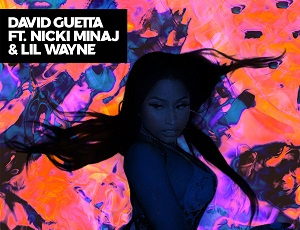 David Guetta + Nicki Minaj + Lil Wayne = wybuchowe połączenie w MSZ!